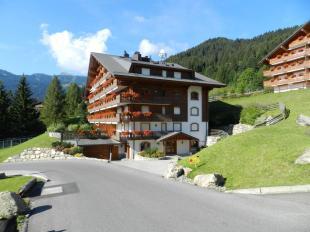Apartment in Vaud, Villars