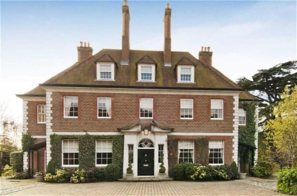 7 bedroom detached house for sale in hadley common hadley for 7 bedroom house for sale