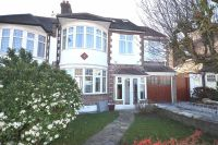 semi detached property in Laurel Way, Totteridge