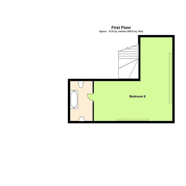 Floorplan loft
