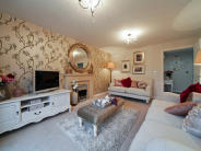 new property for sale in Whitchurch Road Wem SY4...
