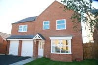5 bed new property in Whitchurch Road Wem SY4...