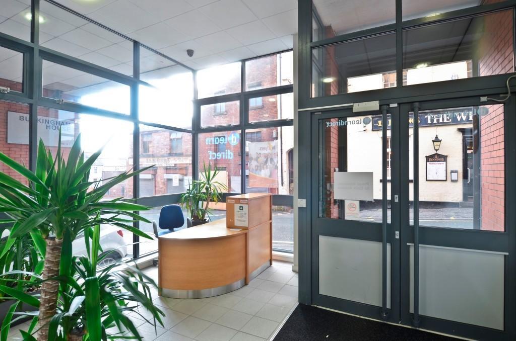 Internal entrance