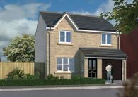 4 bed new home for sale in Oxbridge Lane...