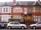 Terraced home in Marlborough Road, Roath...