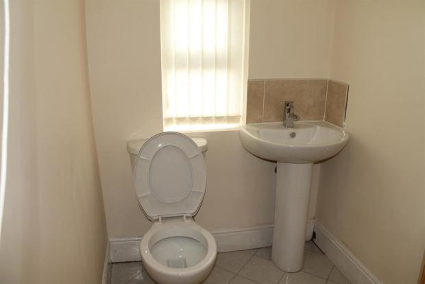 Upstairs WC