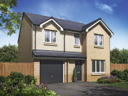 4 bed new home in Glen Shira Drive...