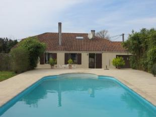3 bed home in Le Champ St Pere