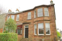 semi detached home to rent in Lamington Road Glasgow