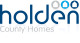 Holden County Homes, Maldon logo