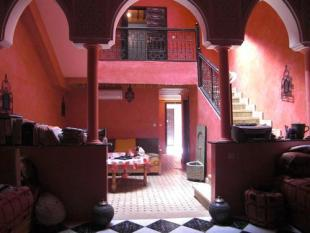 Town House for sale in Marrakech Riad 3 Bedroom