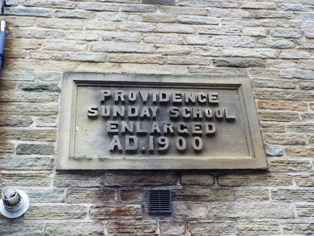 Former Sunday School