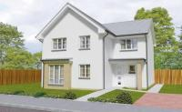 4 bed new development in Villafield, Bishopbriggs...