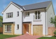 5 bedroom new development for sale in Villafield, Bishopbriggs...