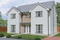new development in Villafield, Bishopbriggs...