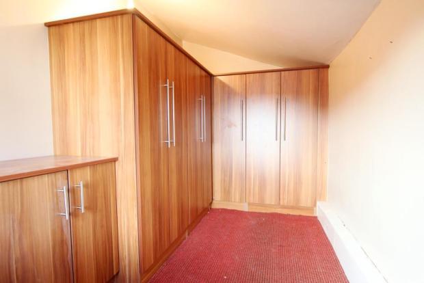 Bedroom 3/Storage
