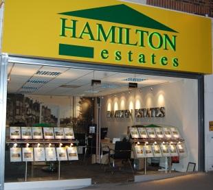 Hamilton Estates, Wembleybranch details
