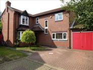 Detached property for sale in Glenfields, Peterborough