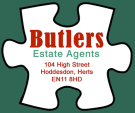 Butlers Estate Agents, Hoddesdon branch logo