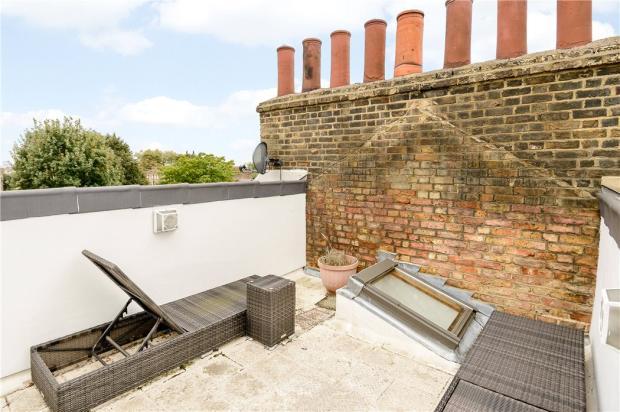 Islington: Terrace