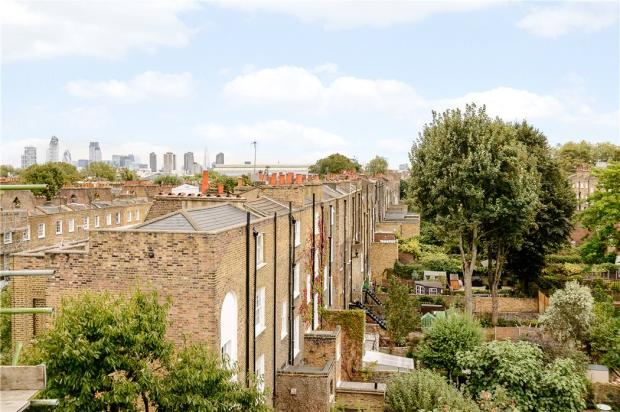 Islington: View