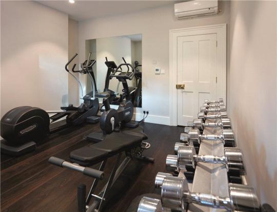 Islington: Gym