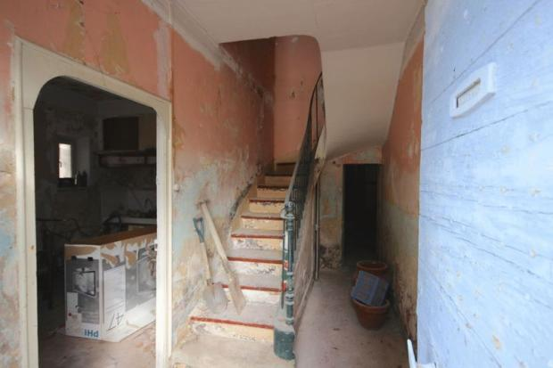The part to renovate