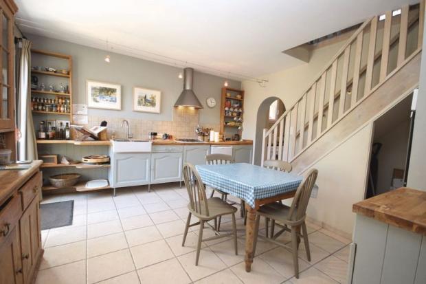 Kitchen. House 1