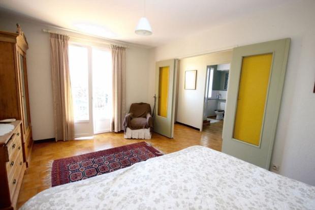 Bedroom. House 1
