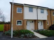3 bed End of Terrace property in Olympia Way, WHITSTABLE...