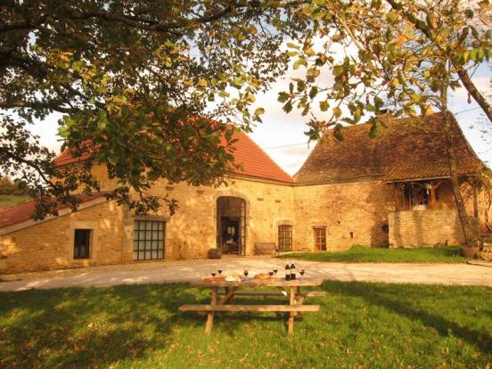 Converted barn and