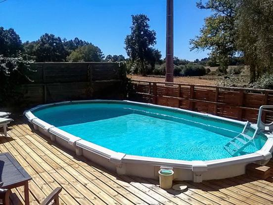 Pool and surrounds
