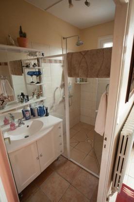 Shower room- ground