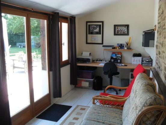 Summer/office room
