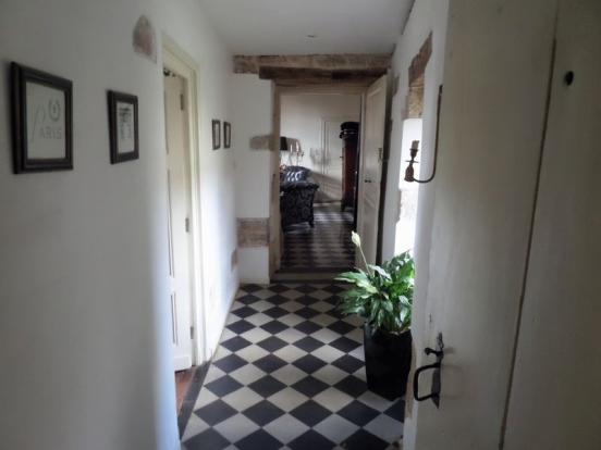 Hall to Lounge
