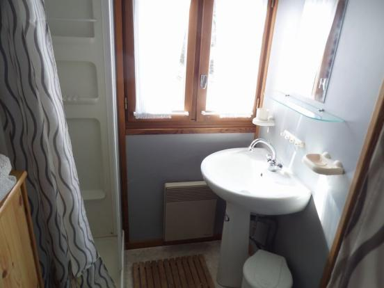 Shower/WC of 2/3/4