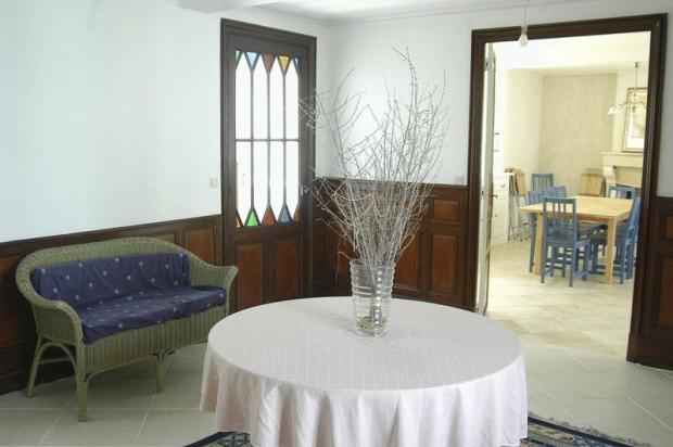 The entry hall,...