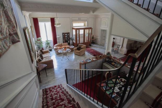 Upper floor View...