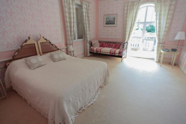 Gite 1- main bedroom