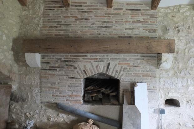 Restored Bread Oven