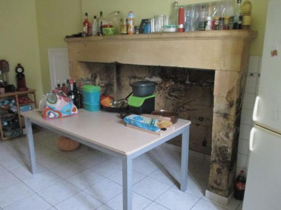 Kitchen retains...