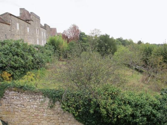 View of village...