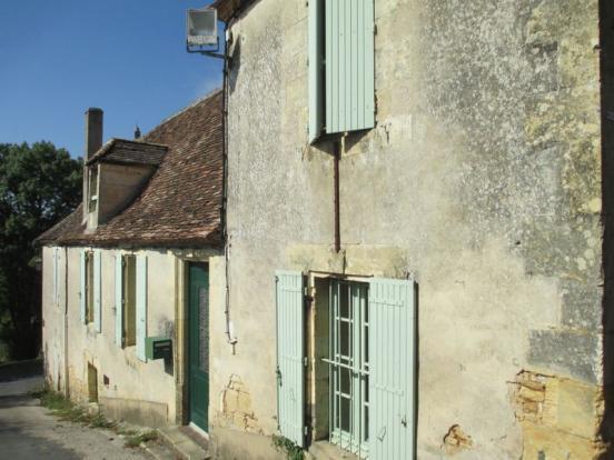 Southern facade of
