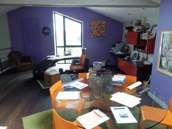 Office on  mezzanine