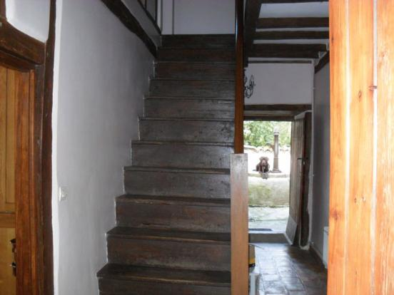 Stairs Main house