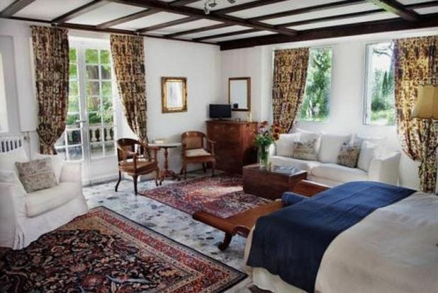 Groundfloor suite