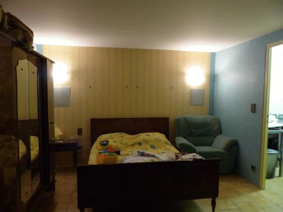 Guest room/chambre