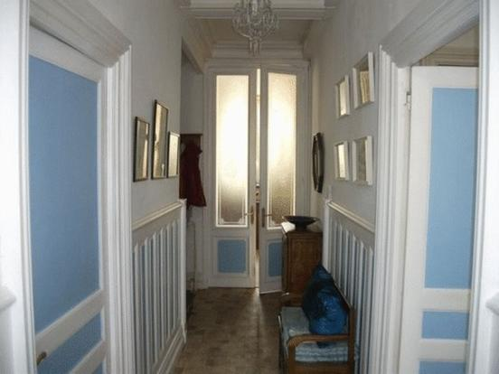 Entrance - doors to