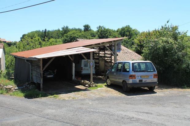le garage et abri