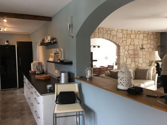 Kitchen-living...